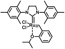 Catalyst for olefin metathesis reaction